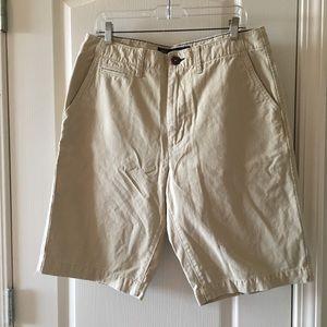 American Eagle Longboard khaki shorts size 32